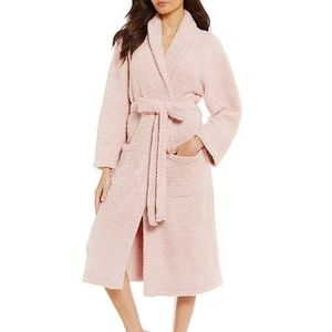 Barefoot Dreams CozyChic Pink Robe NWOT
